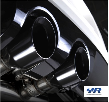 VWR Golf R Exhaust
